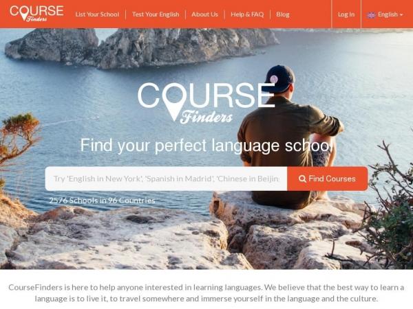 coursefinders.com