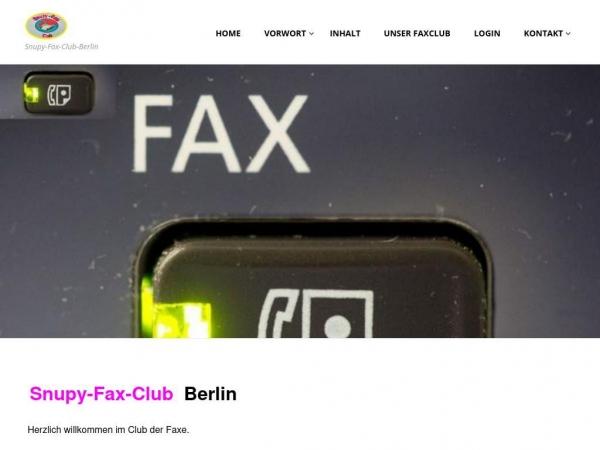 snupy-fax-club.de
